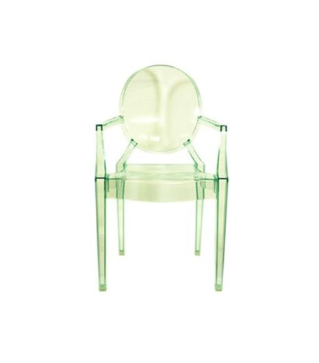 Kartell Kartell Lou Lou Ghost Chair ($