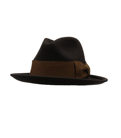 Brixton Brixton Men's Woodrow Fedora ($70) in Brown