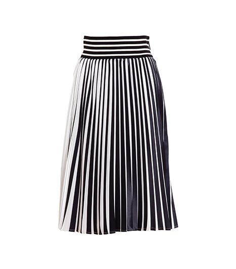 Christopher Kane  Christopher Kane Full Accordion Pleated Skirt