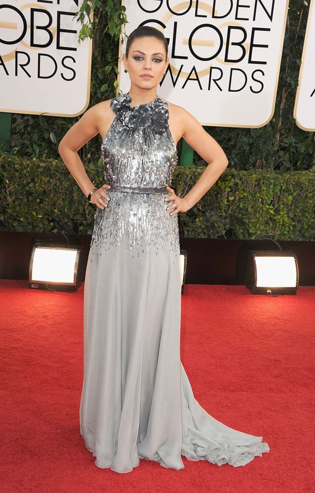 WHO: Mila Kunis