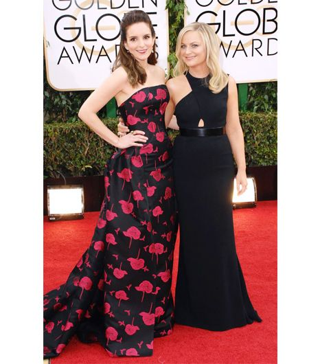 WHO: Tina Fey & Amy Poehler