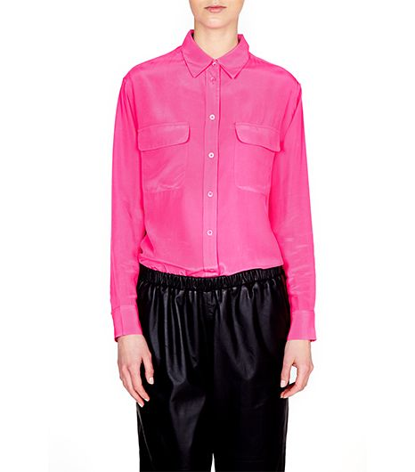 Equipment  Equipment Signature Silk Shirt