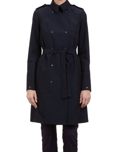 Theory Lalette Trench Coat