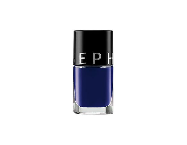 Sephora Color Hit Nail Polish in My Favorite Jeans
