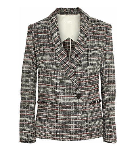Etoile Isabel Marant Gabe Tweed Blazer