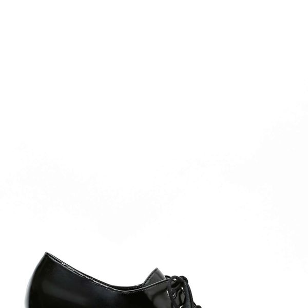 Shoe Cult Vampy Oxford in Black
