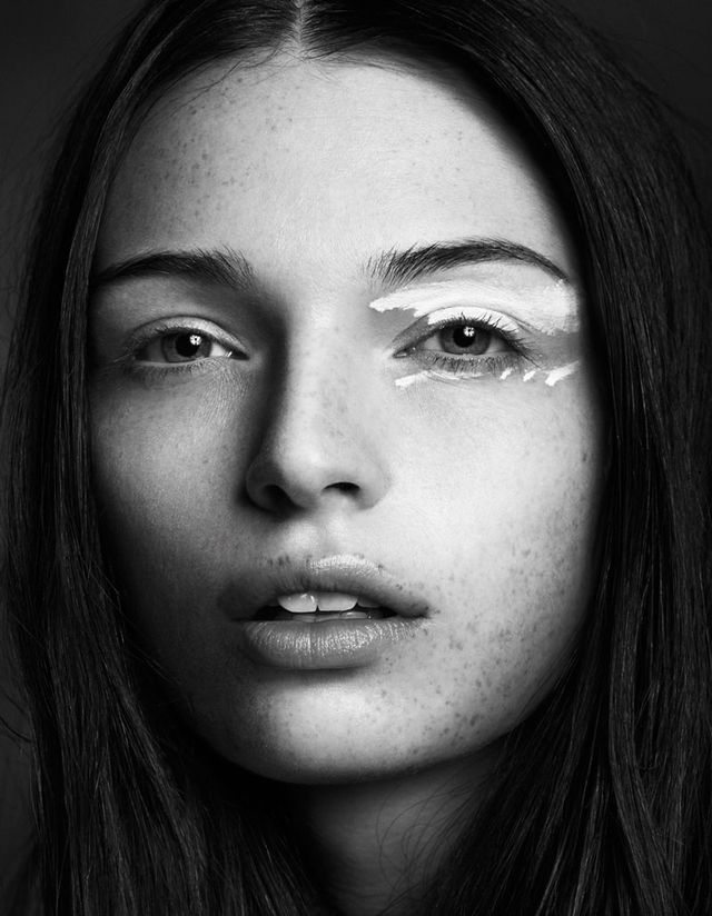 Linnea Ahlman Makes a Case For Face Paint
