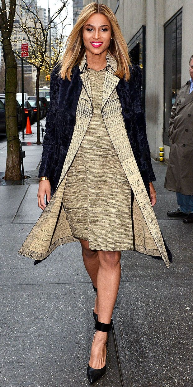 Ciara Proves Neutrals Don't Have To Boring