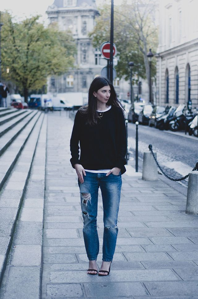 Take Cues From French-Girl Style For Your Winter Fashion
