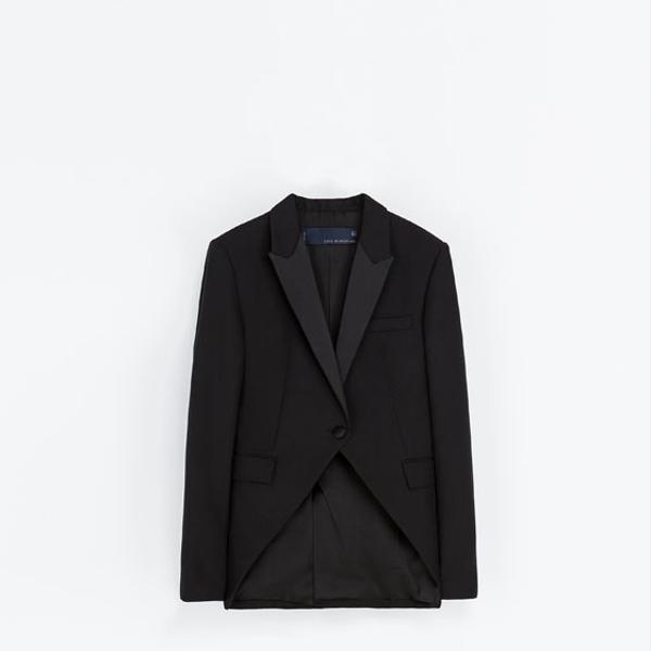 Zara  Studio Blazer Coat