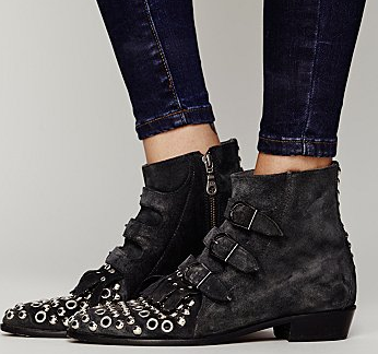 Modern Vice x Free People  Arianna Grommet Boots