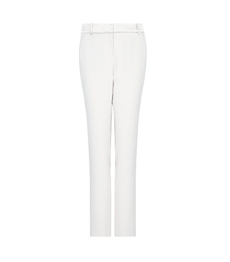 Mango  Satin Waist Trousers
