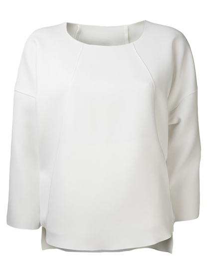 10 Crosby Derek Lam Rounded Sweatshirt