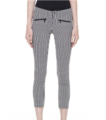 Theyskens' Theory  Plove F Pant in Ipin Cotton Blend