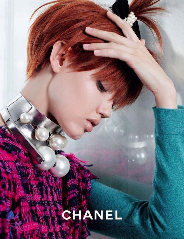 Chanel S/S 2014 Campaign