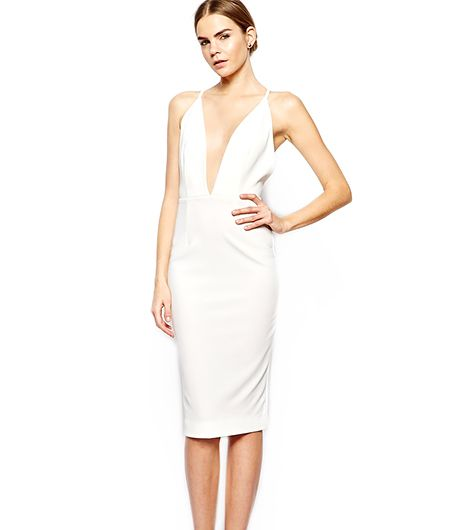 Solace London  Curtis Midi Dress