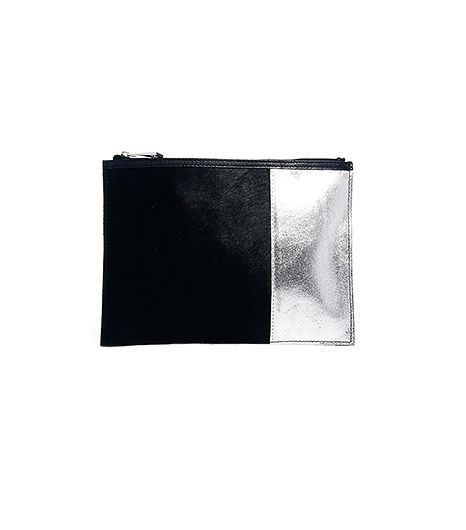 ASOS  Leather Clutch Bag