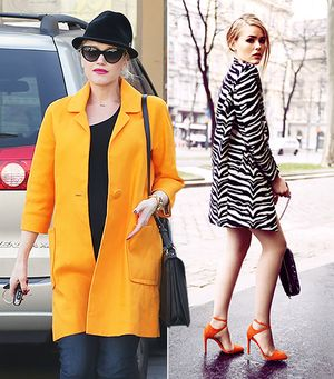 Want To Wear More Color? Here's 9 Easy Ways To Brighten Your Look