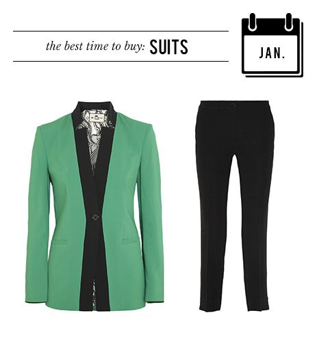 January: Suits
