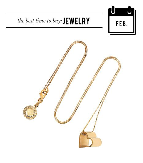 February: Jewelry