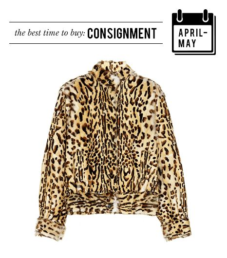 April/May: Thrift & Consignment