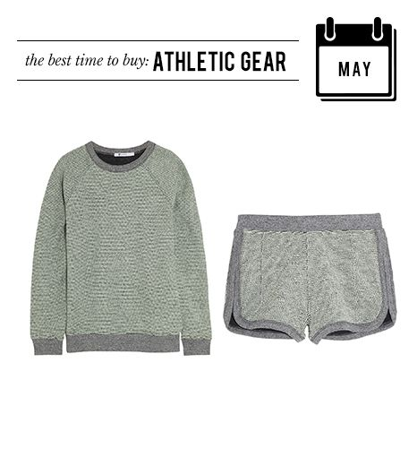 May: Athletic Apparel