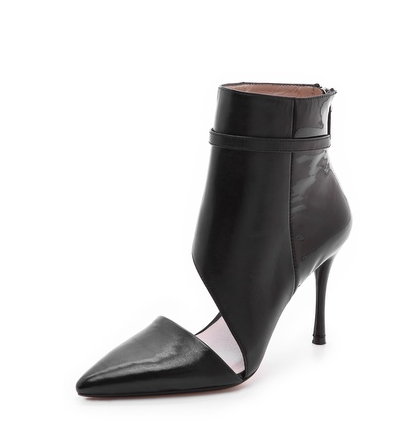 DKNY Lael Cutout Booties