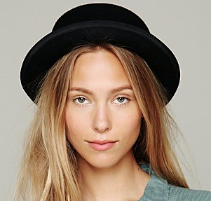 Free People  Patton Pork Pie Hat