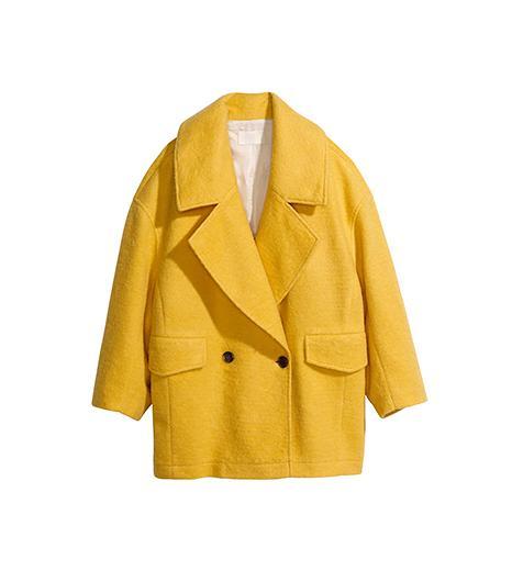 H&M  Boxy Coat