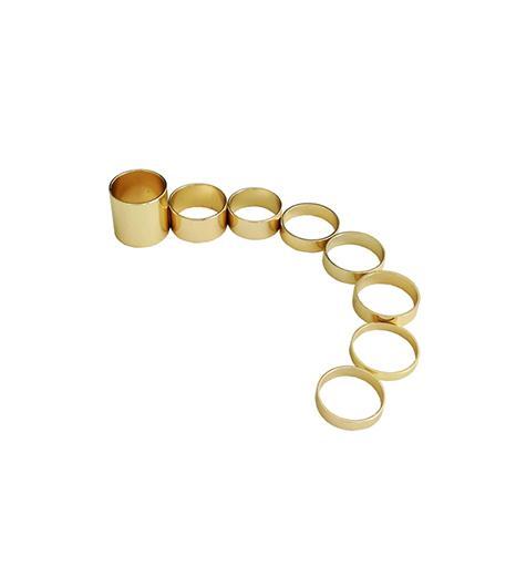Ily  8 Ring Set