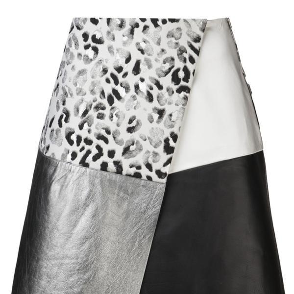 Josh Goot  Corset Wrap Skirt