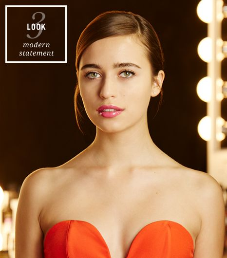 Look #3: Modern Statement