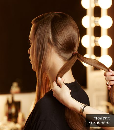 Hair: Divide The Ponytail