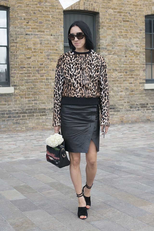 Eva Chen, Editor-In-Chief of Lucky 