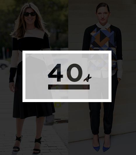 40s: Flexibility 