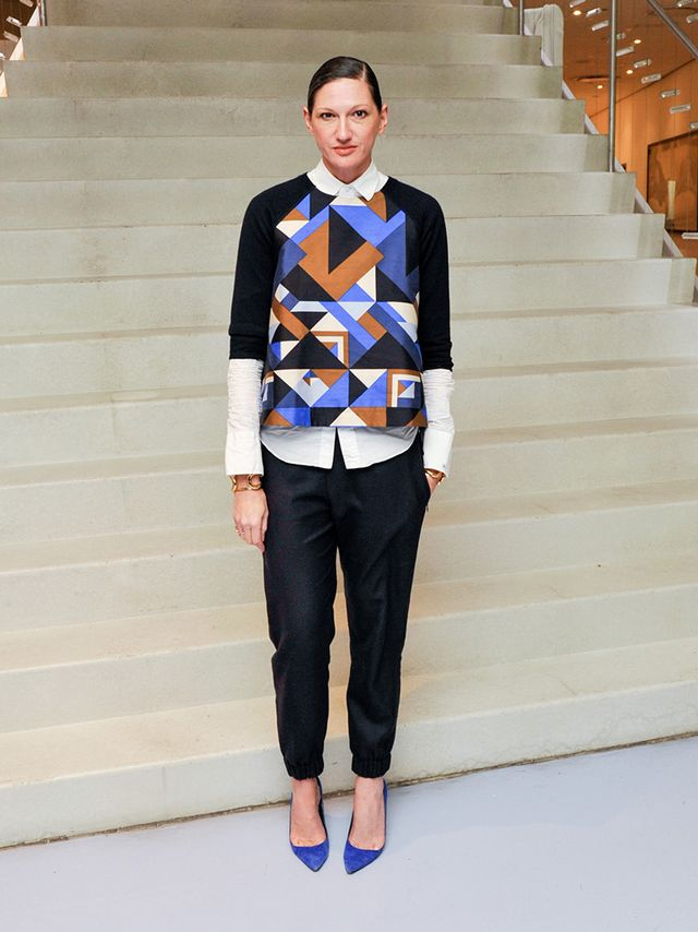 Jenna Lyons, President and Executive Creative Director of J.Crew