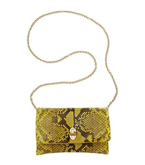 Dolce & Gabbana Python Miss Agnese Bag