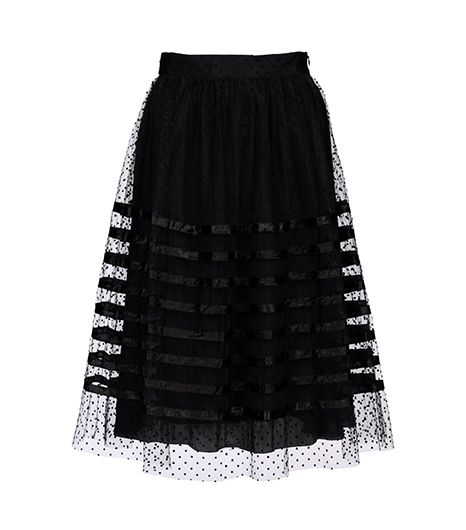 Blugirl Blumarine 3/4 Length Skirt