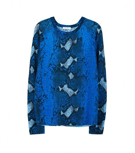 Equipment Sloane Python Sweater