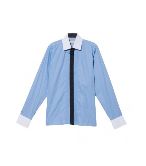 Vanessa Bruno Chambray Shirt
