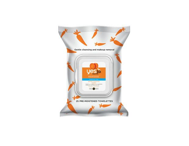 Yes to Carrots  Fragrance Free Gentle Cleansing Wipes