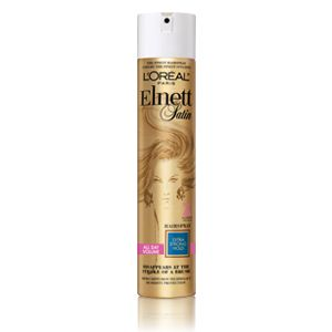Elnett Hairspray Extra Strong Hold Volume