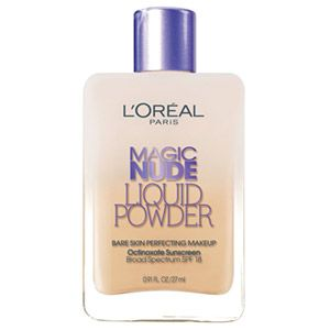 Magic Nude Liquid Powder Bare Skin Perfecting Makeup SPF 18