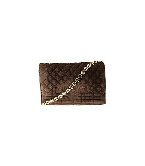 Versace Vintage Quilted Crossbody Bag