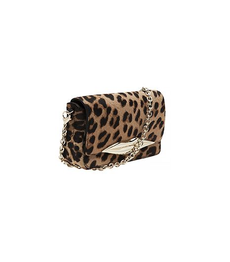 Diane Von Furstenberg Leopard Flirty Mini Crossbody ($207)