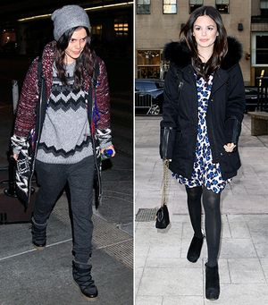 Recreate Rachel Bilson's Cold Weather Style