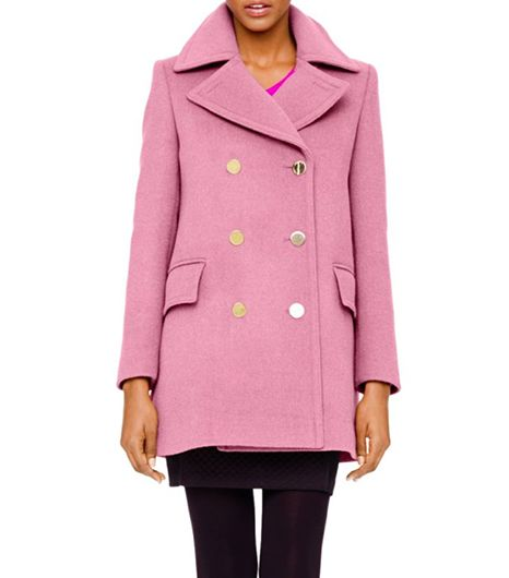 Club Monaco Laurant Wool Coat