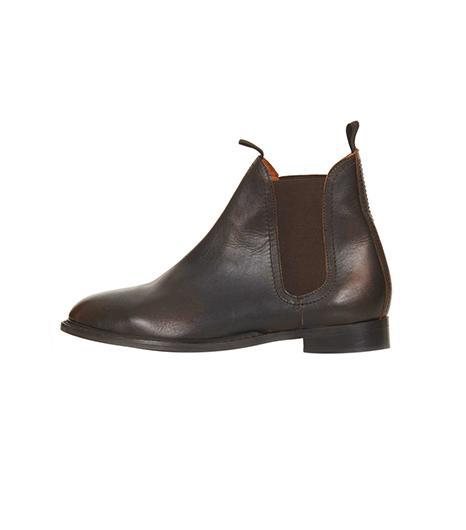Topshop Age Vintage Chelsea Boot