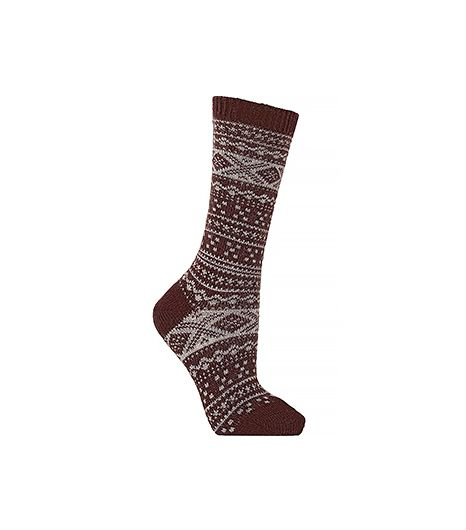 Falke  Norwegian Patterned Knitted Socks