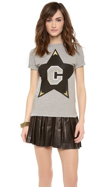 Cecile  Star C T-Shirt